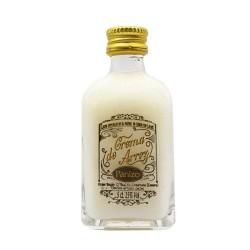 Miniatura licor crema de arroz con leche Panizo 5 cl para bodas
