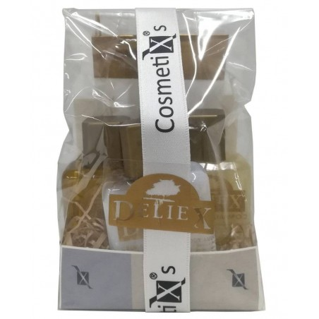 Extremeña cosmetic gift pack for weddings