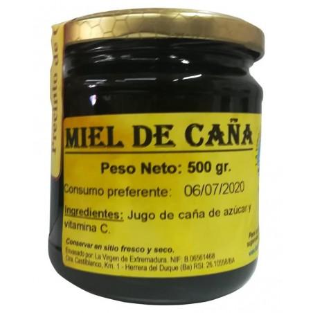 Tarro de miel de caña 500 gramos