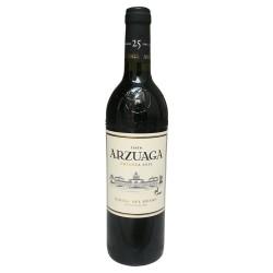 Vin rouge Arzuaga crianza...