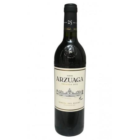 Red wine Arzuaga crianza D.O. Ribera del Duero 75 cl