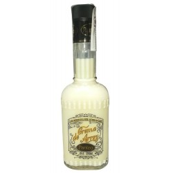 Bottle of liquor cream of rice with milk Panizo 35 cl