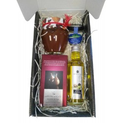 Deliex gift basket with...