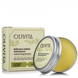 Baume hydratant pour les lèvres Olivita La Chinata