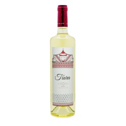 Tiara Semi-sweet White Wine 75 cl