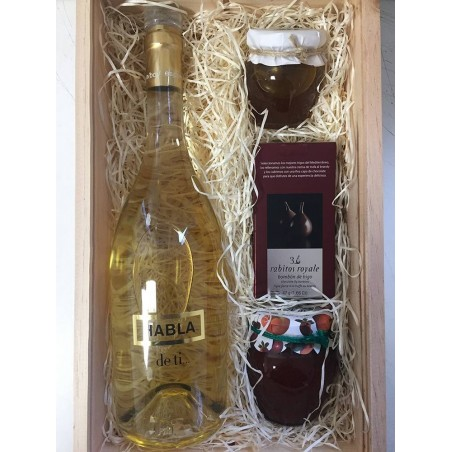 Lote productos Extremadura para regalo navidad