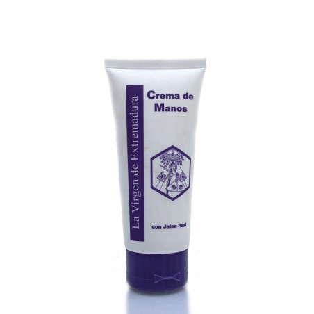 Crema de manos con jalea real (100 ml)