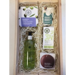 Cosmetic basket gift intimate care