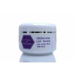 Crema de manos con jalea real (200 ml)