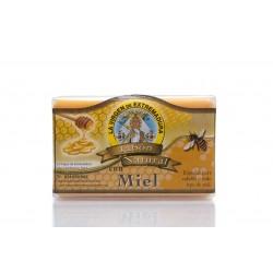 Jabón natural de miel de...