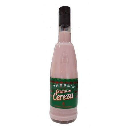 Botella de Crema de Cereza Sabores Extremeños 700 ml