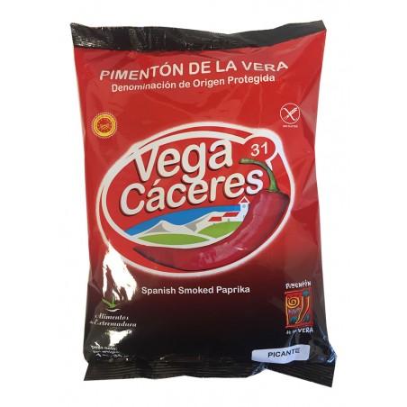 Paprika Fumé Épicé de La Vera 1 kg avec D.O.P