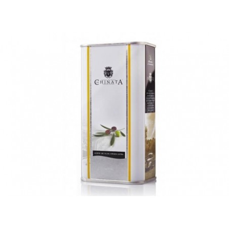 Can of extra virgin olive oil 250 ml La Chinata