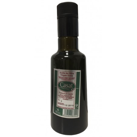 Extra virgin olive oil 250ML CASAT