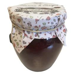 Mermelada Fresa con Cubierta de Diseño 120 g