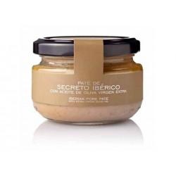 Secreto Ibérique Pâte avec huile d'olive Extra Virgin