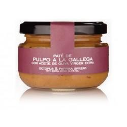 Paté de Pulpo a la Gallega con Aceite de Oliva Virgen Extra