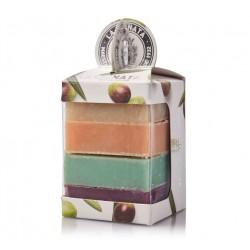 Packs de savons artisanales à offrir