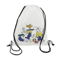 Pack of 15 backpacks with...