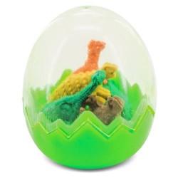 Set gomas de borrar huevo...