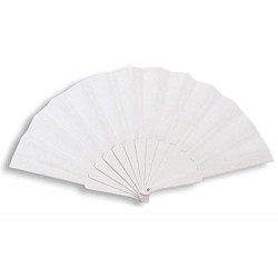 White fan for events
