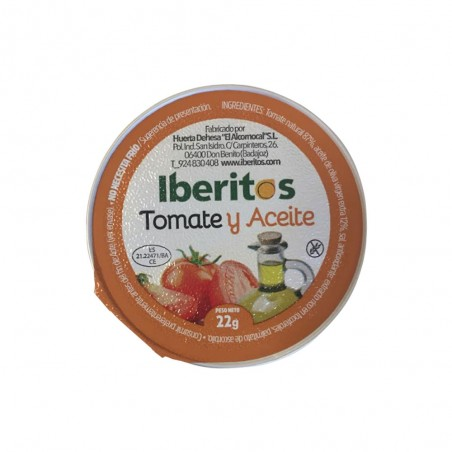 Tomate a l'huile d'olive 25 g Deliex