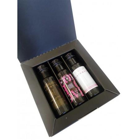 Coffret Cadeau de Miniatures d'huile d'olive