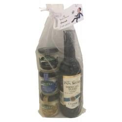 Pack cadeau vin Ribera del...