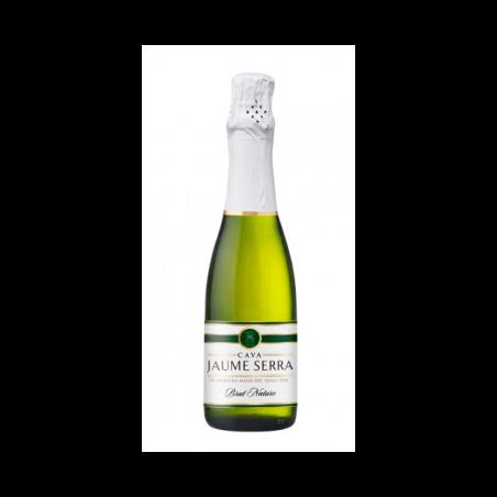 Benjamin Cava Jaume Serra Brut Nature bottle 20 cl