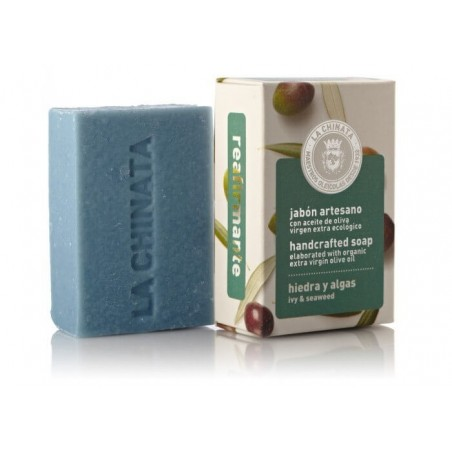 Handcrafted Soap: Firming Ivy Seaweed