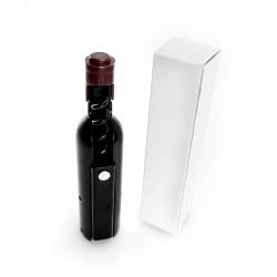 Mini bottle corkscrew for details