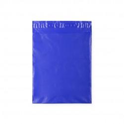 Sac bleu pour emballer les...