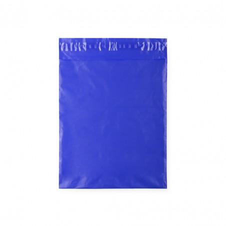 Bolsa azul para envolver regalos infantiles de niños y niñas