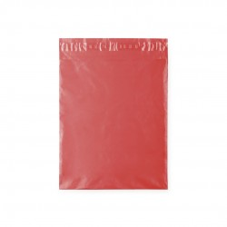 Bolsa roja para presentación de detalles