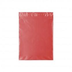 Red bag for presentation of details