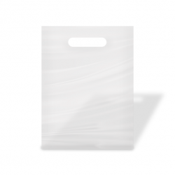 White bag to store gifts