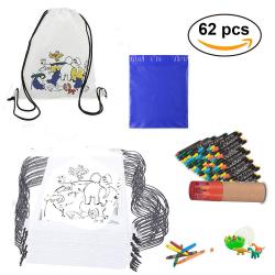 Regalos ideales para cumpleaños infantiles pack 92 piezas