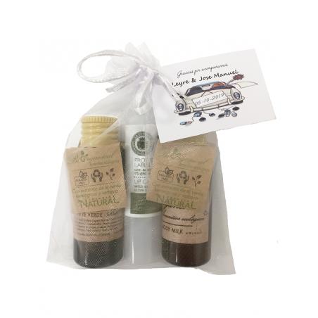 Coffret cadeaux contenant des cosmétiques idéal pour surprendre vos convives