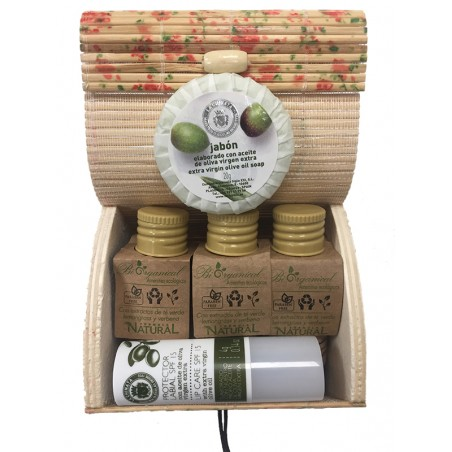 Pack mini con cosmética para regalo