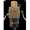 Coffret écologique de Gél, shampoing, lait corporel et savon en barre au thé vert à la citronnelle.