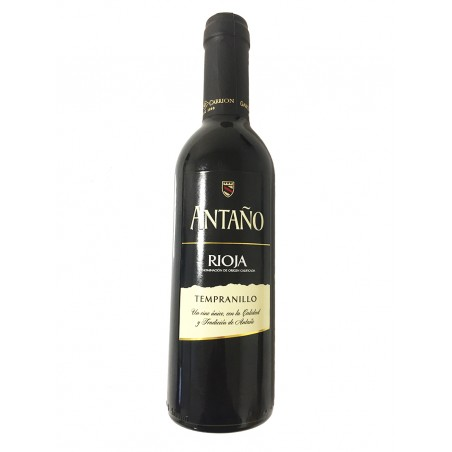 "Red Wine ""Antaño cosecha"" for gifts in events and ceremonies"