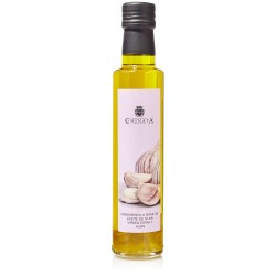 "Garlic flavored olive oil ""la chinata"""
