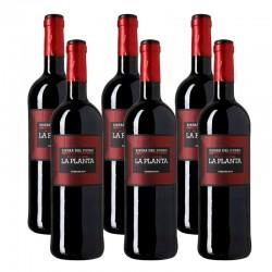 Vino La Planta de Arzuaga - Vino tinto Ribera del Duero - 6 botellas