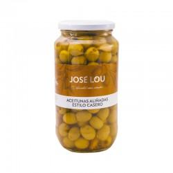 Home-style seasoned olives 870 gr