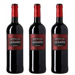 Vin La Planta de Arzuaga - Vin Rouge Ribera del Duero - 3 bouteilles