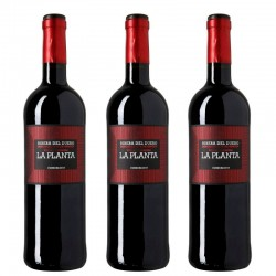 Vino La Planta de Arzuaga - Vino tinto Ribera del Duero - 3 botellas