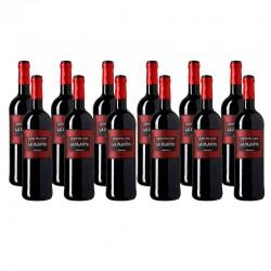 Vino La Planta de Arzuaga - Vino tinto Ribera del Duero - 12 botellas