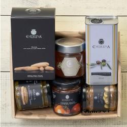 Gourmet gift basket 1