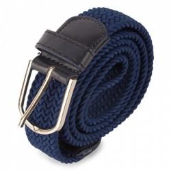 Cinturón elástico marino para hombre