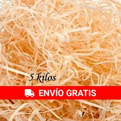 Wood wool gift filler 5 kilos